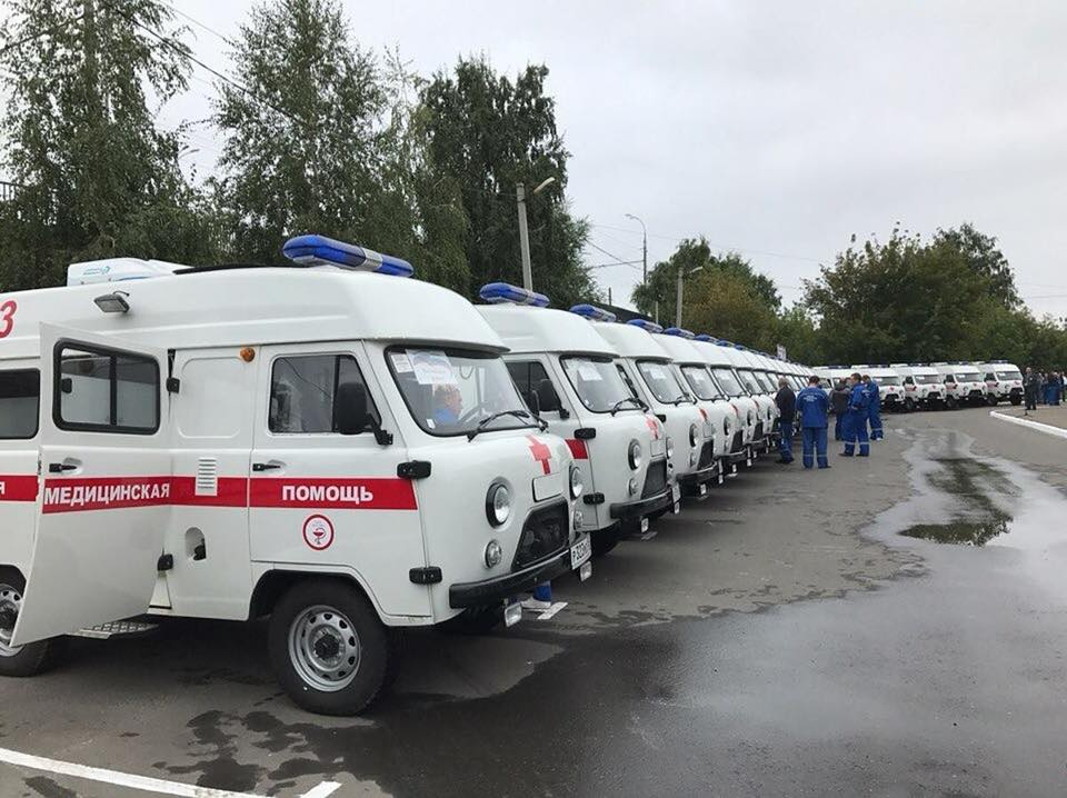 Ambulances-UAZ-3