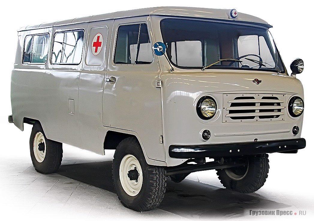 UAZ-450a