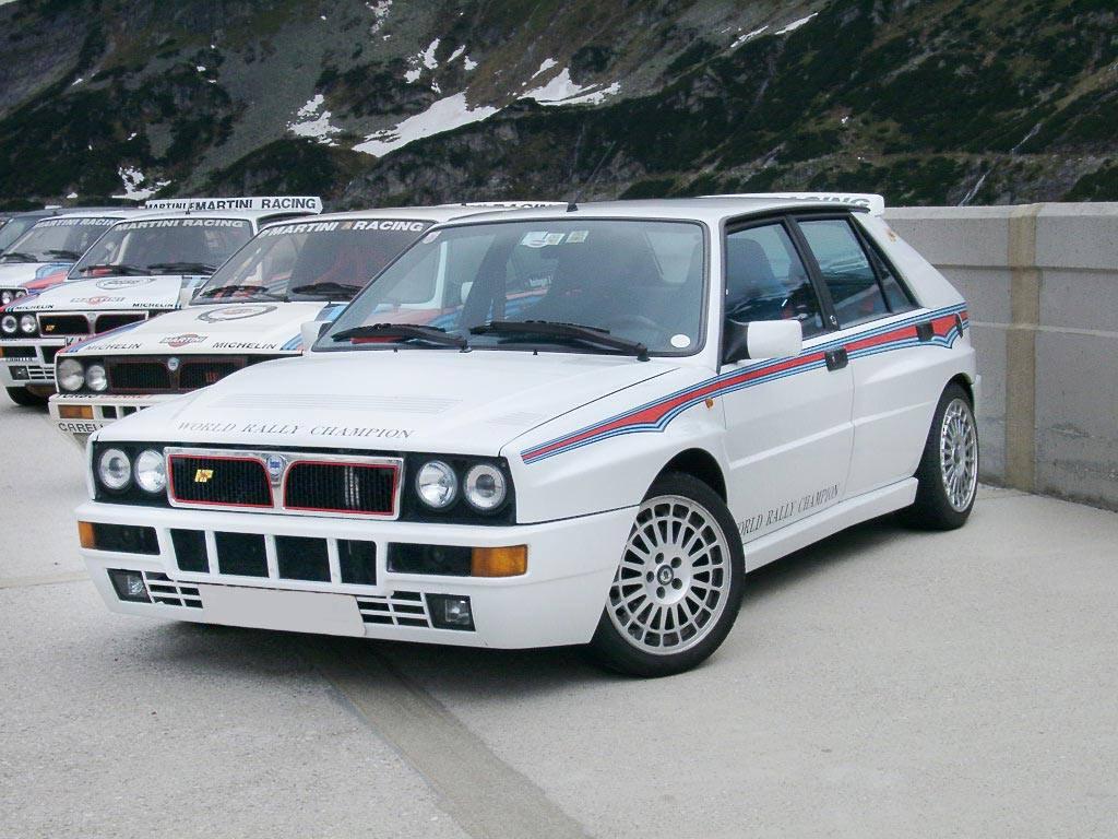 Lancia-groupe