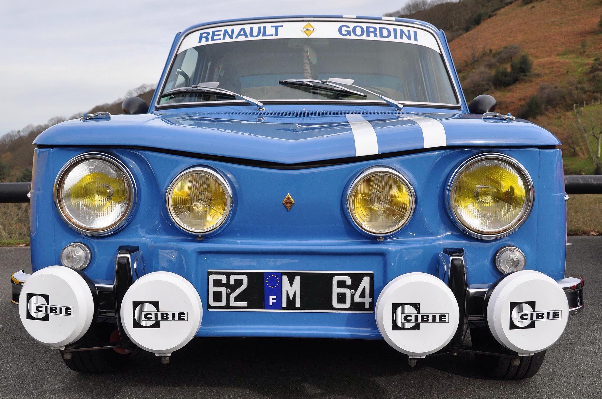 Renault-Dauphine-Gordini