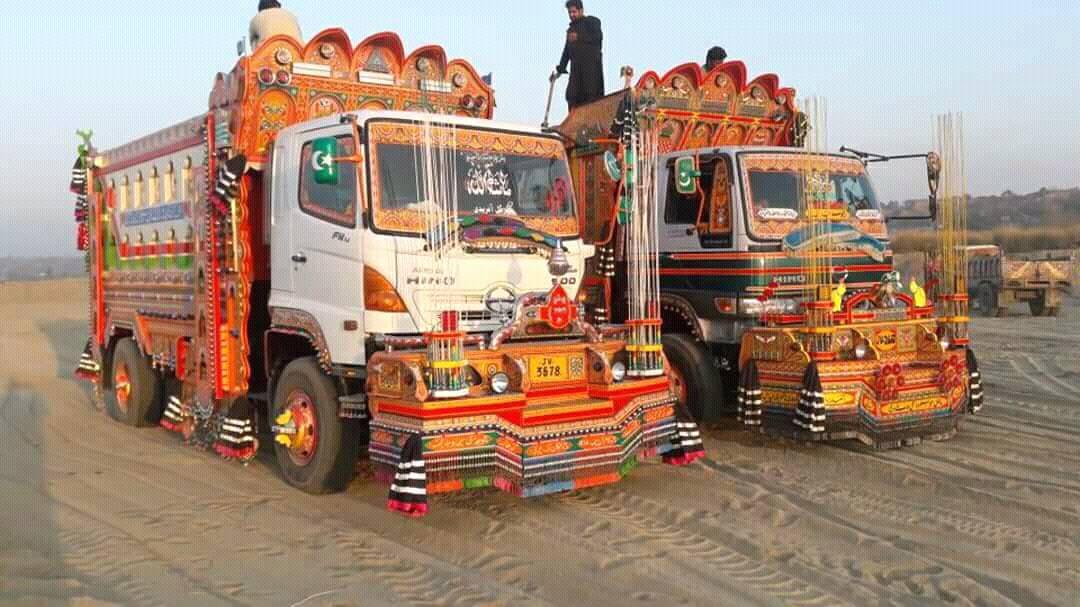 Hino--truck
