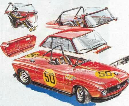 Lancia-bouw-doos