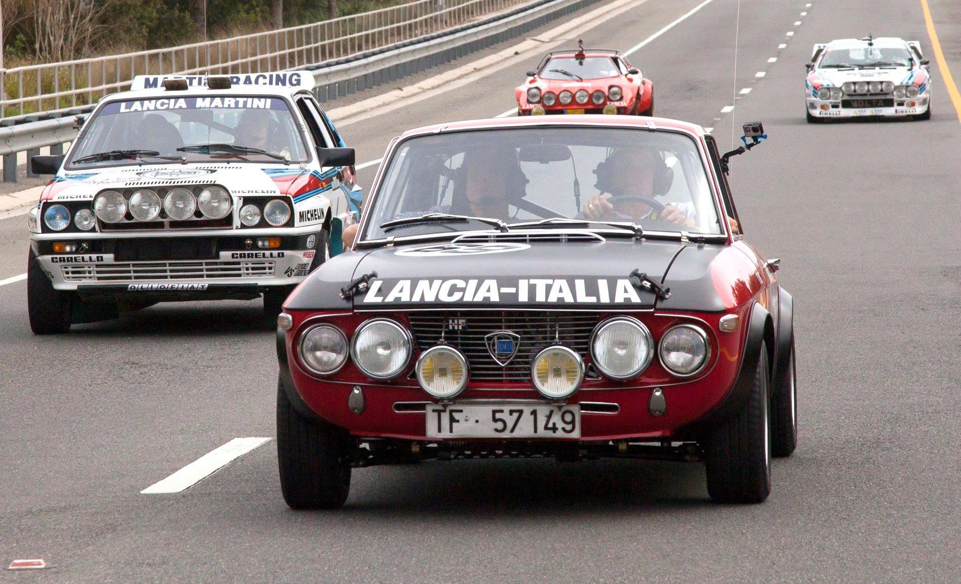 Lancia-mix
