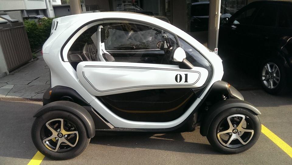 Renault-electrix