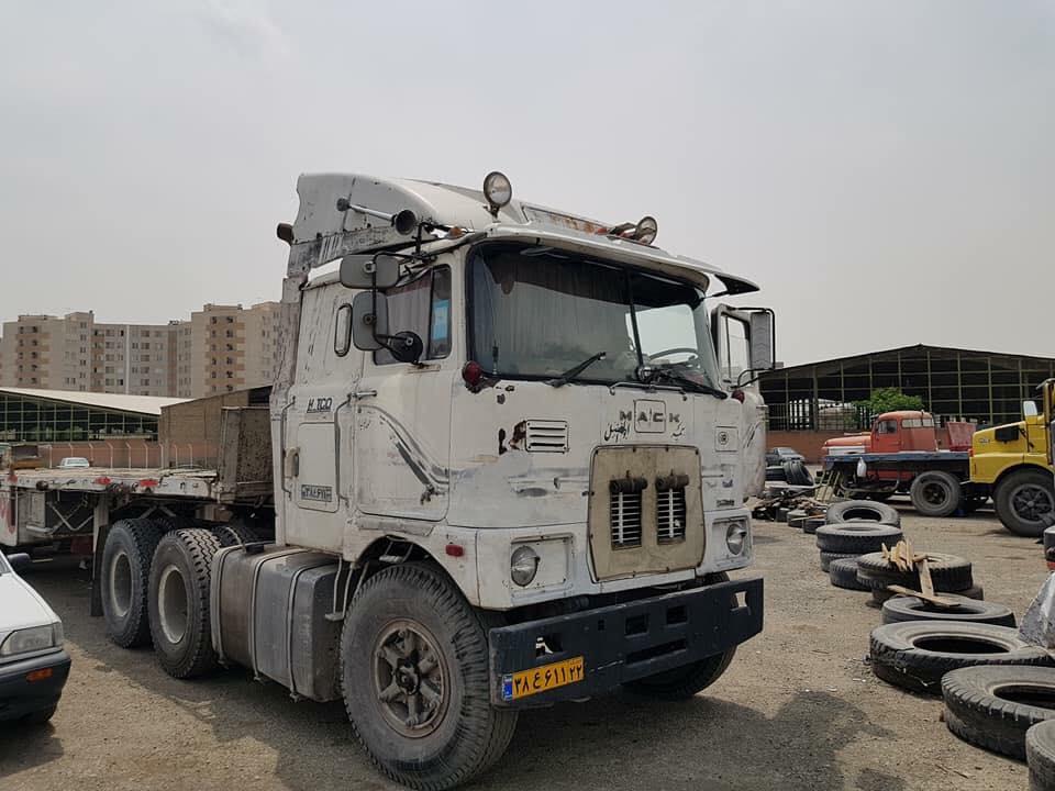 Mack-6X4-Iran