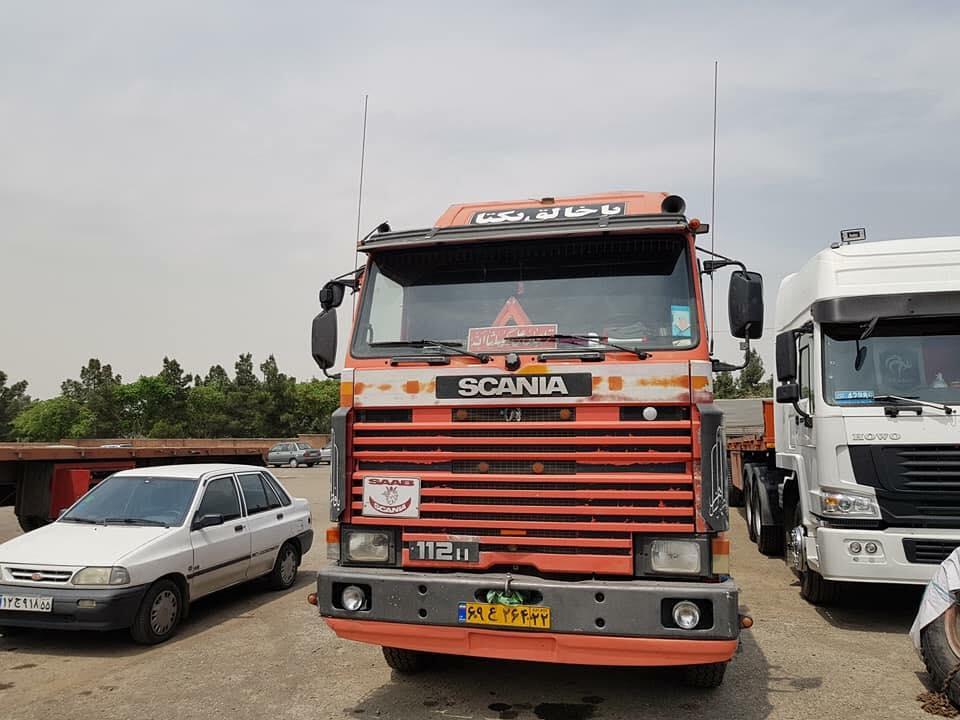 Scania-112H-Iran