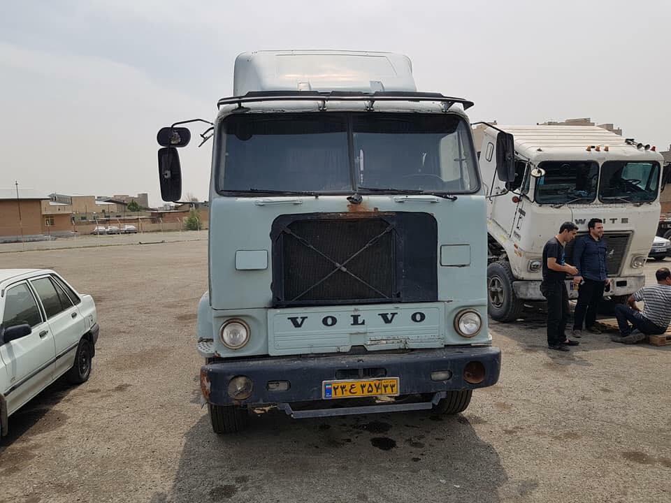 Volvo-f-88-Iran