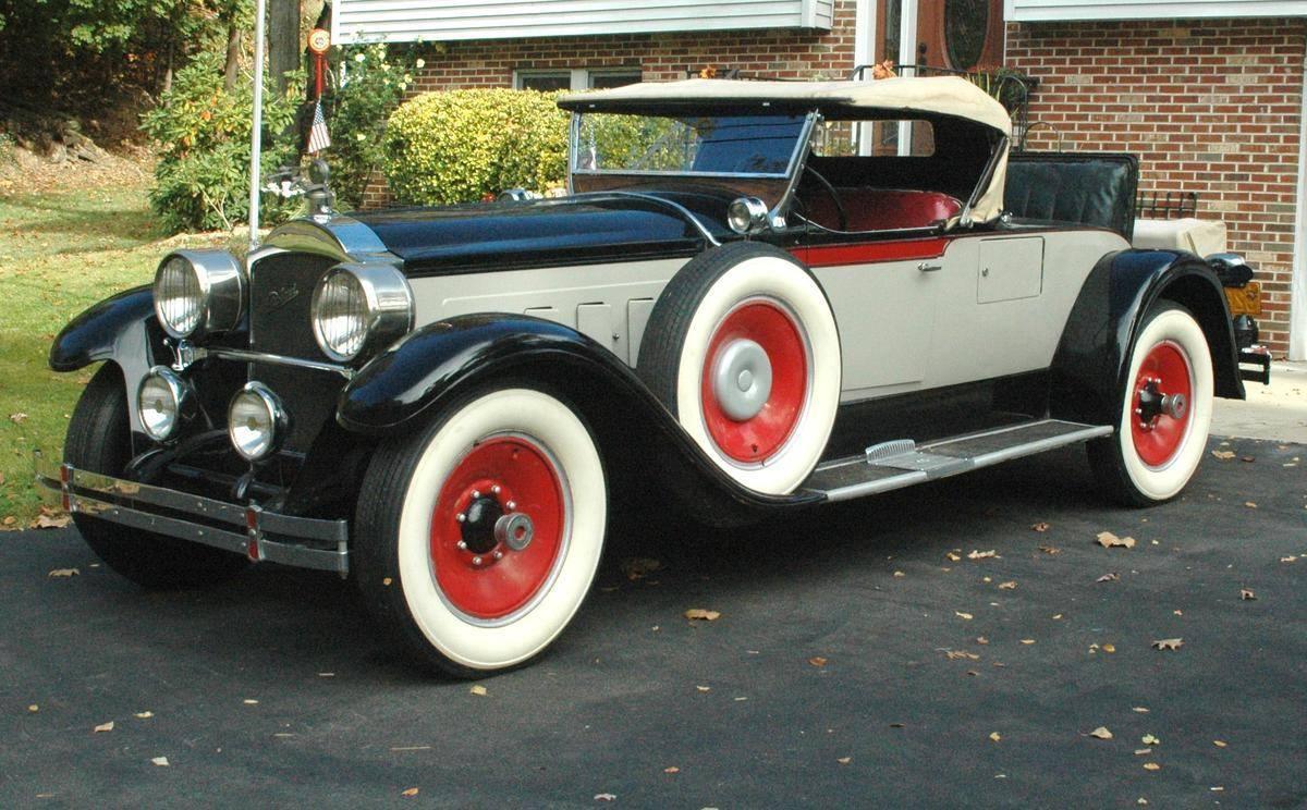 1928-Packard