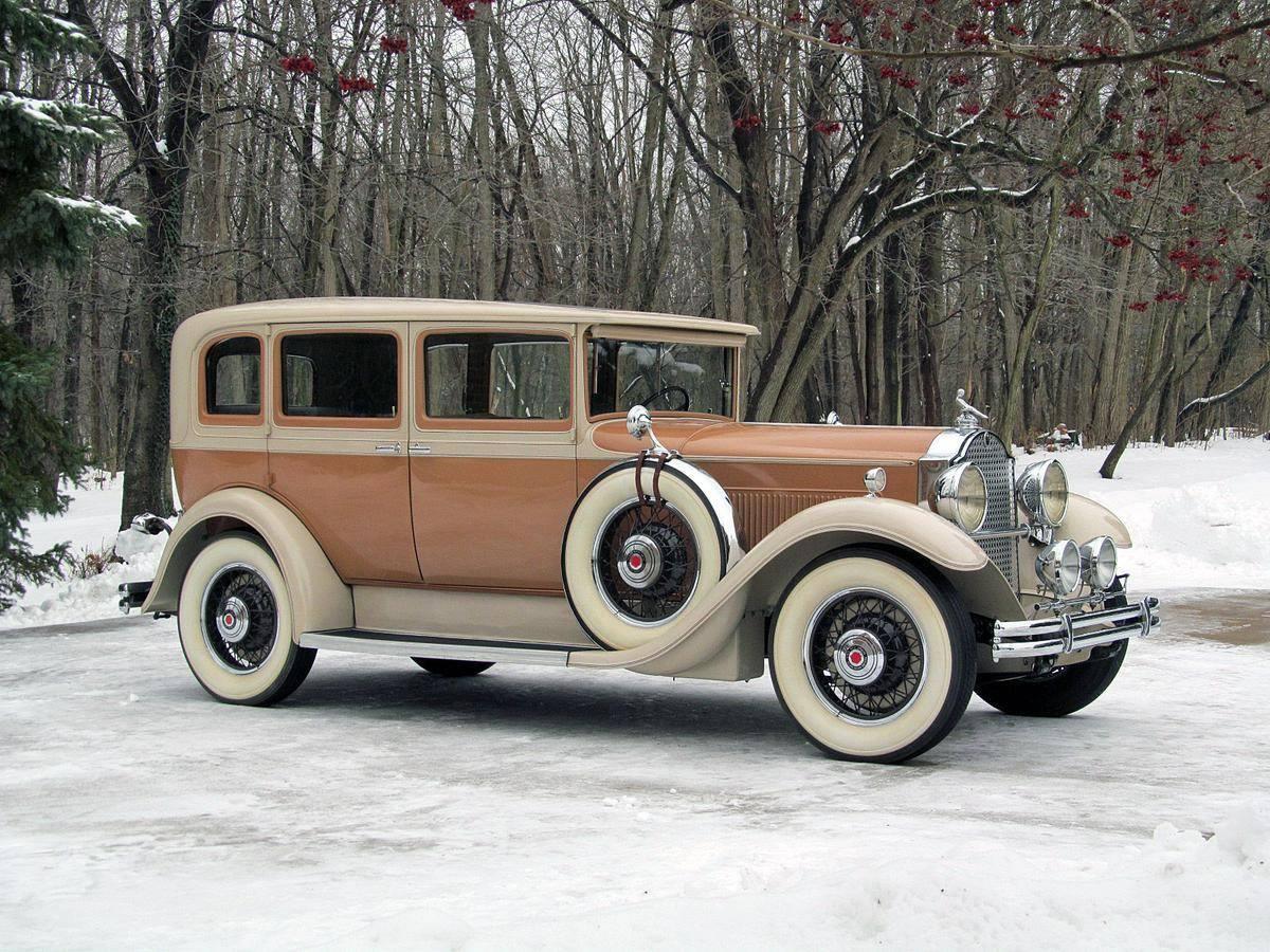 1931-Packard