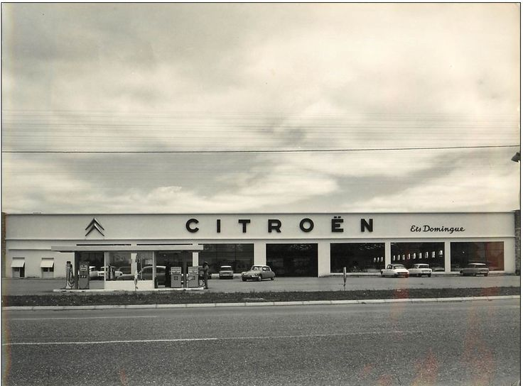Citroen-Dealer