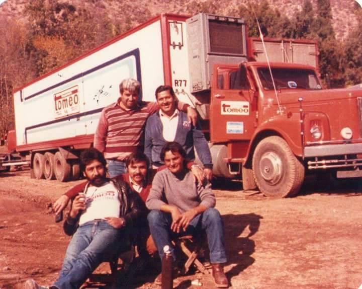 Scania-jaren-80