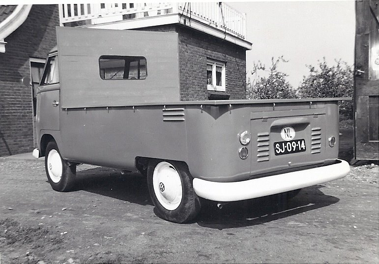 VW-Transporter-Flatbed