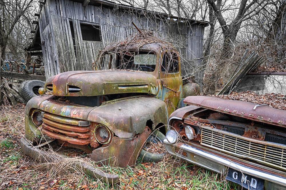 Ford-1941---Chevrolet-1966