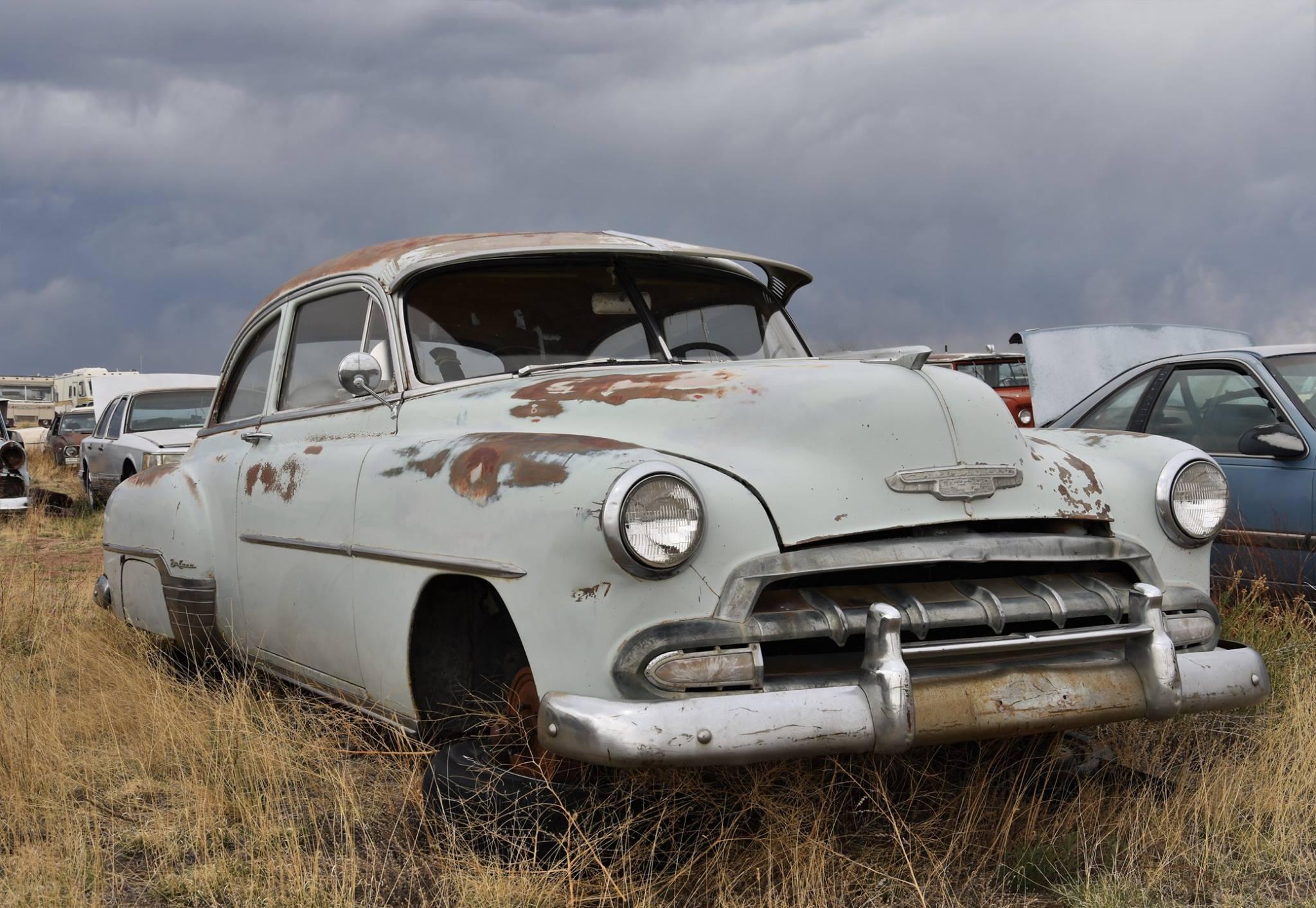 Chevy--1952