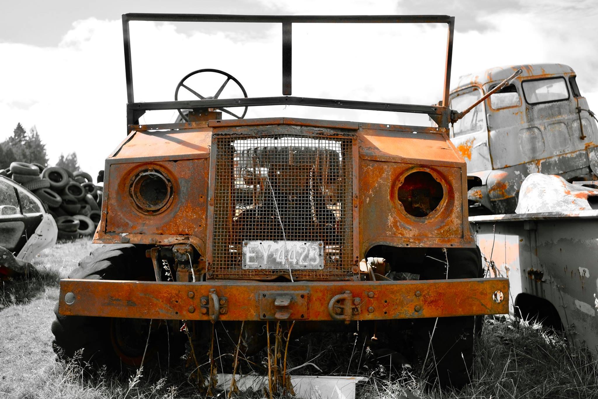 Dump-Chevrolet