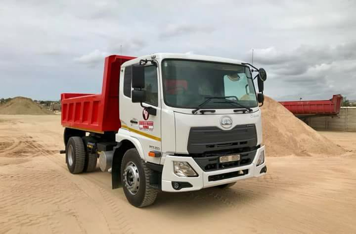 Nissan-CRONER-PKE250-automatic-tipper