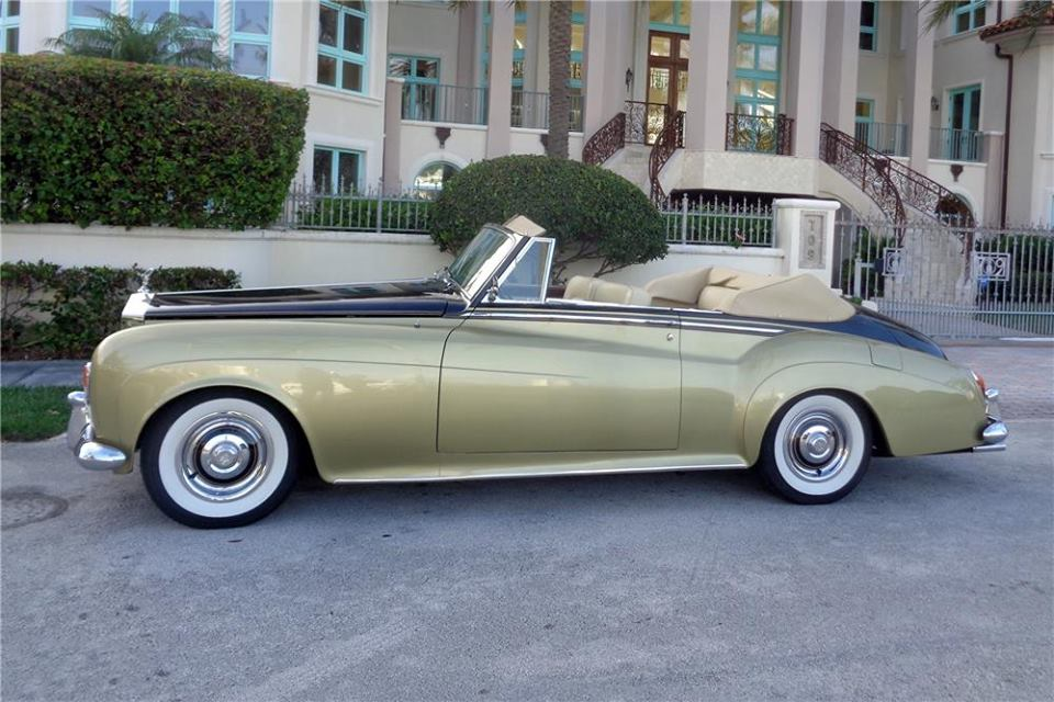 1963-Rolls-Royce-Silver-Cloud-III-Convertible