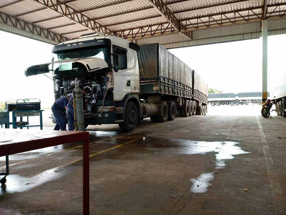 Scania-Gilberto