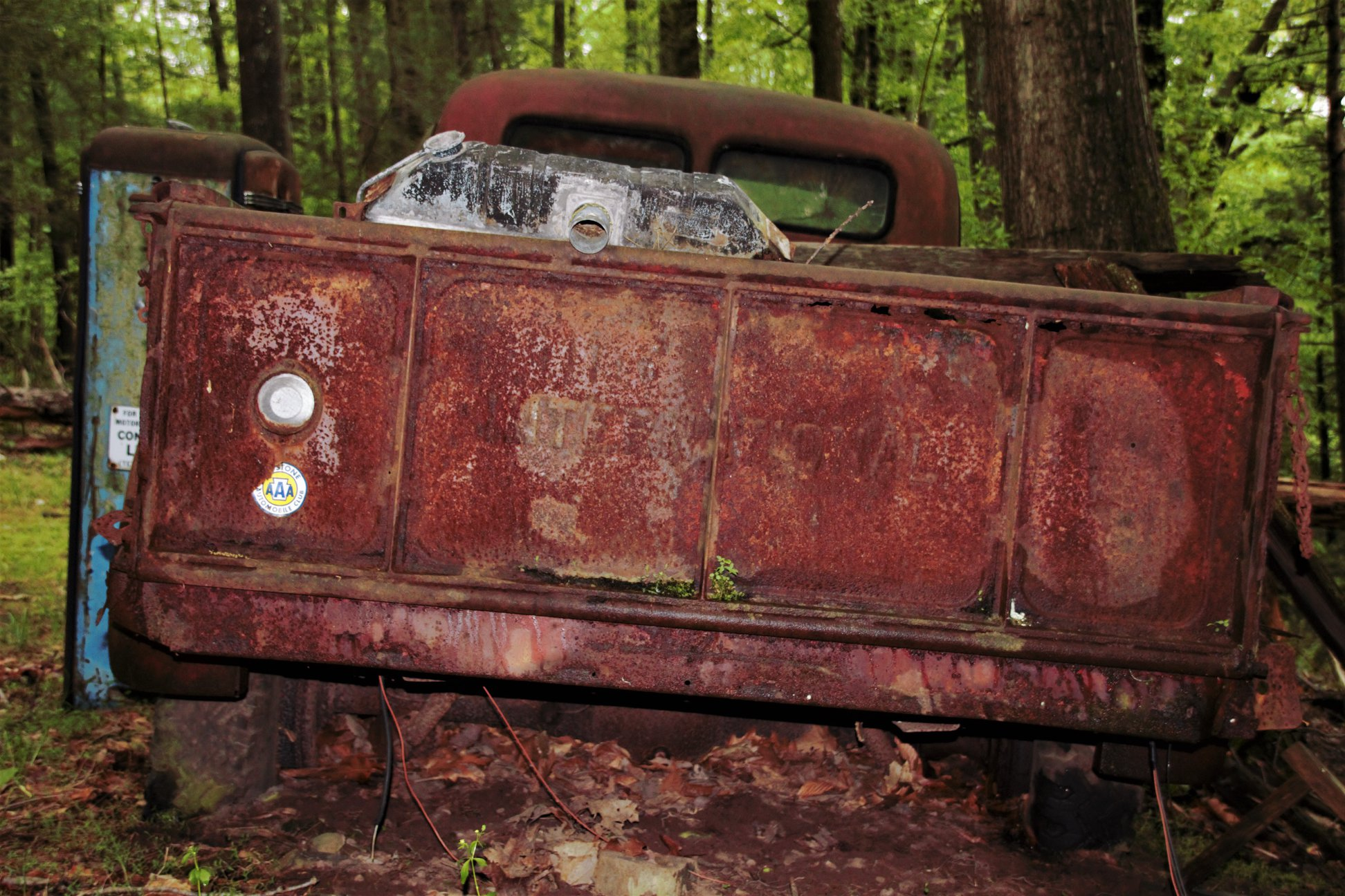 International-L110-Pick-Up-1952-Carversville-USA-2