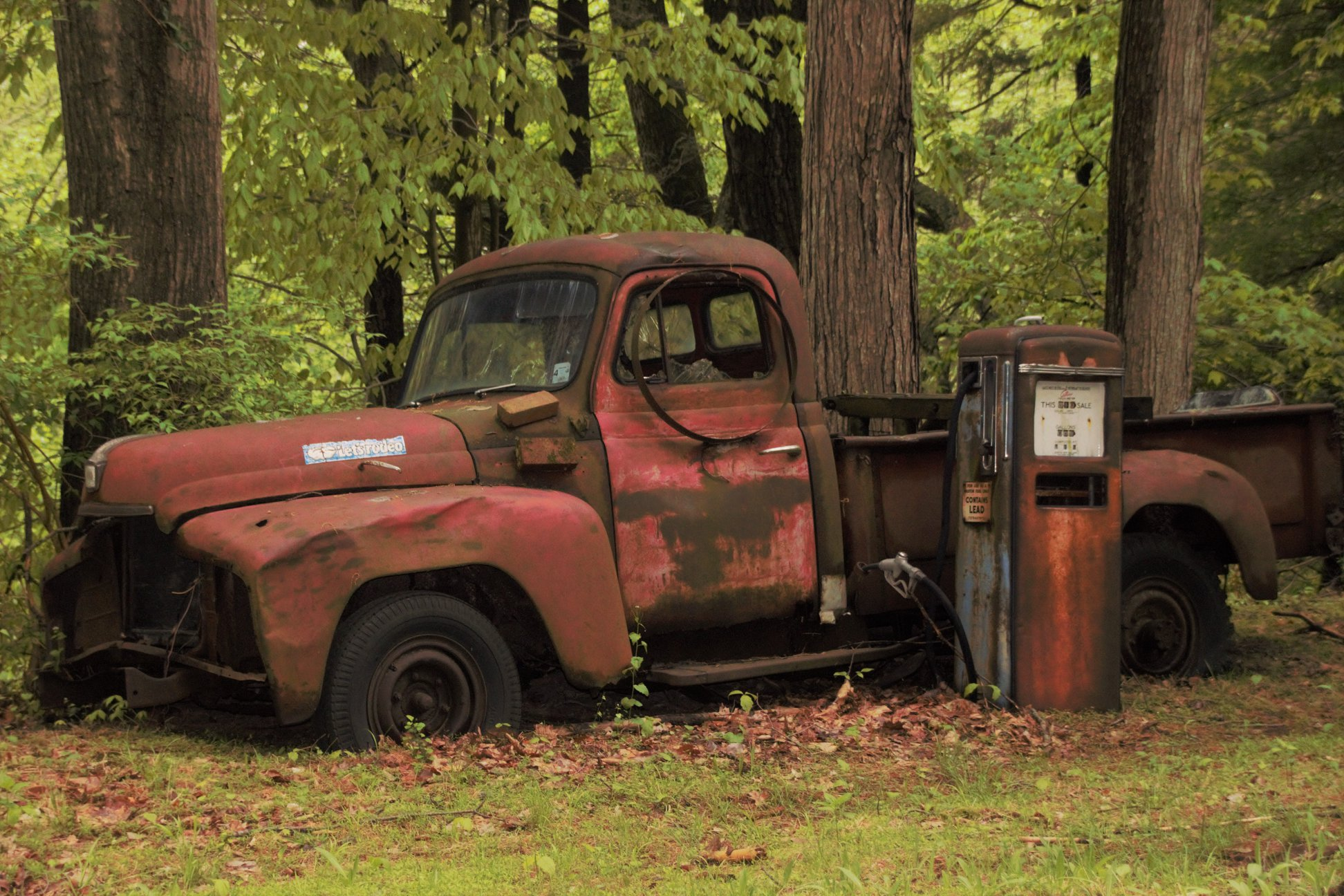 International-L110-Pick-Up-1952-Carversville-USA-4