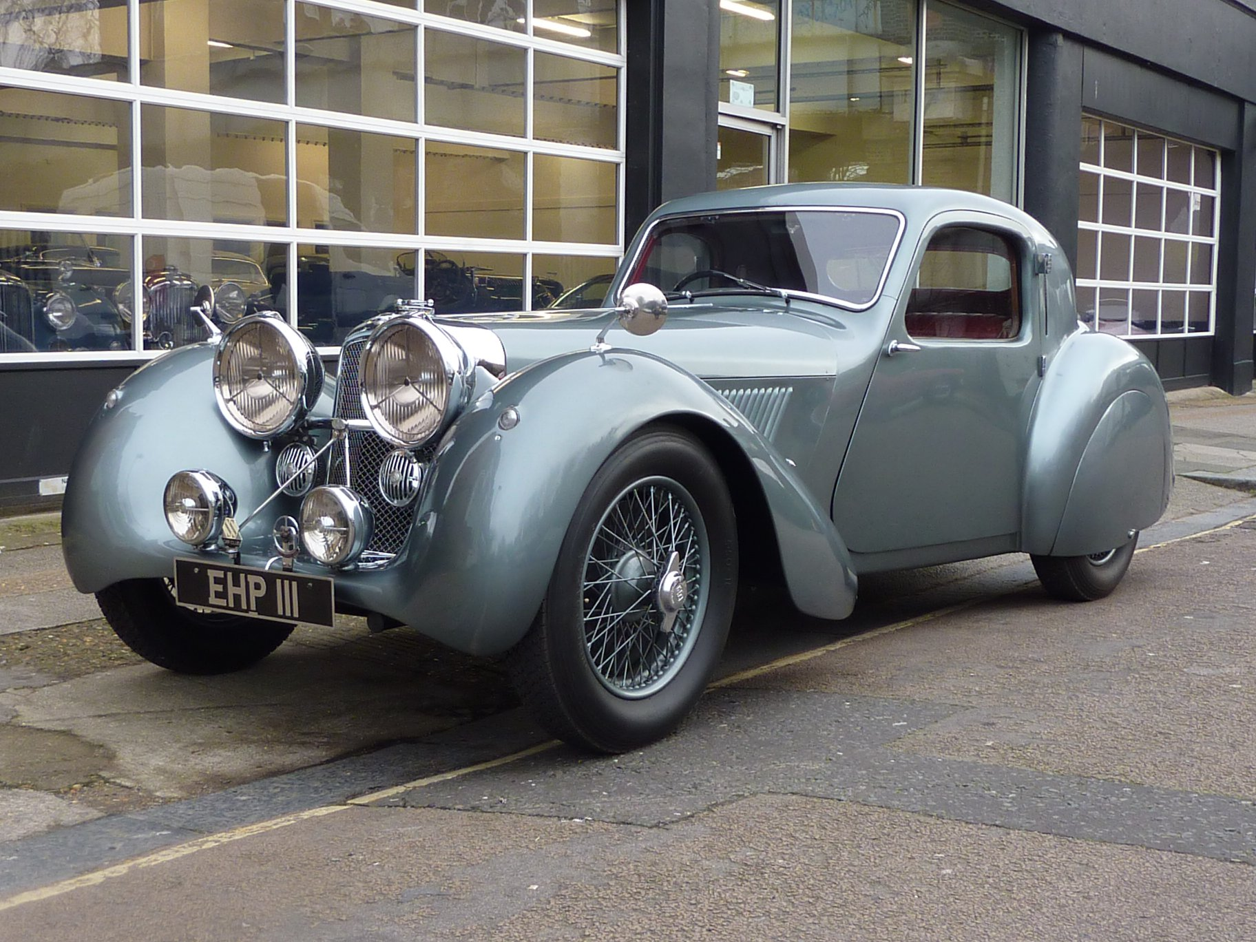 Jaguar-SS100-1938