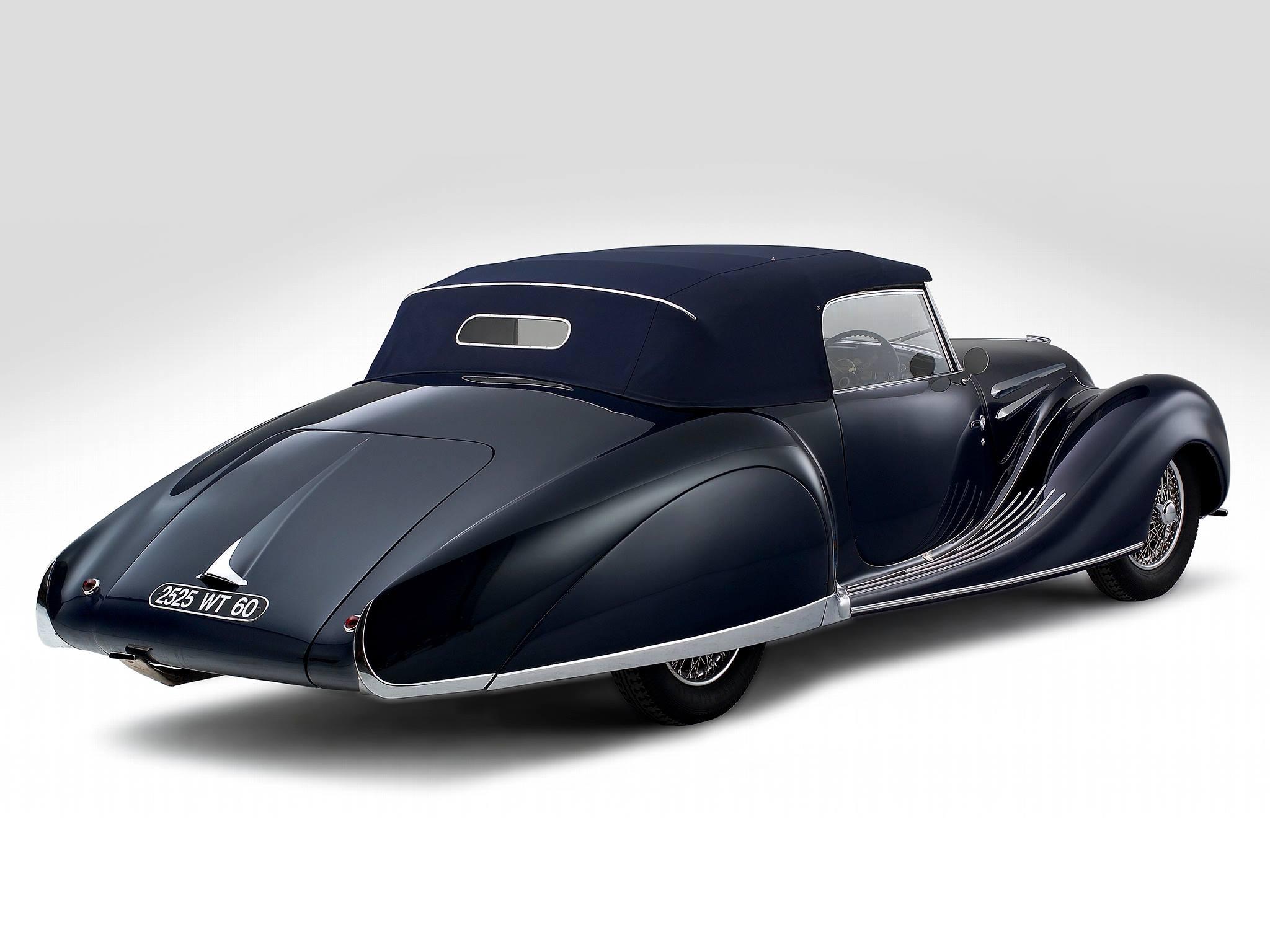 Talbot-Lago-T26-GS-Cabriolet-1949