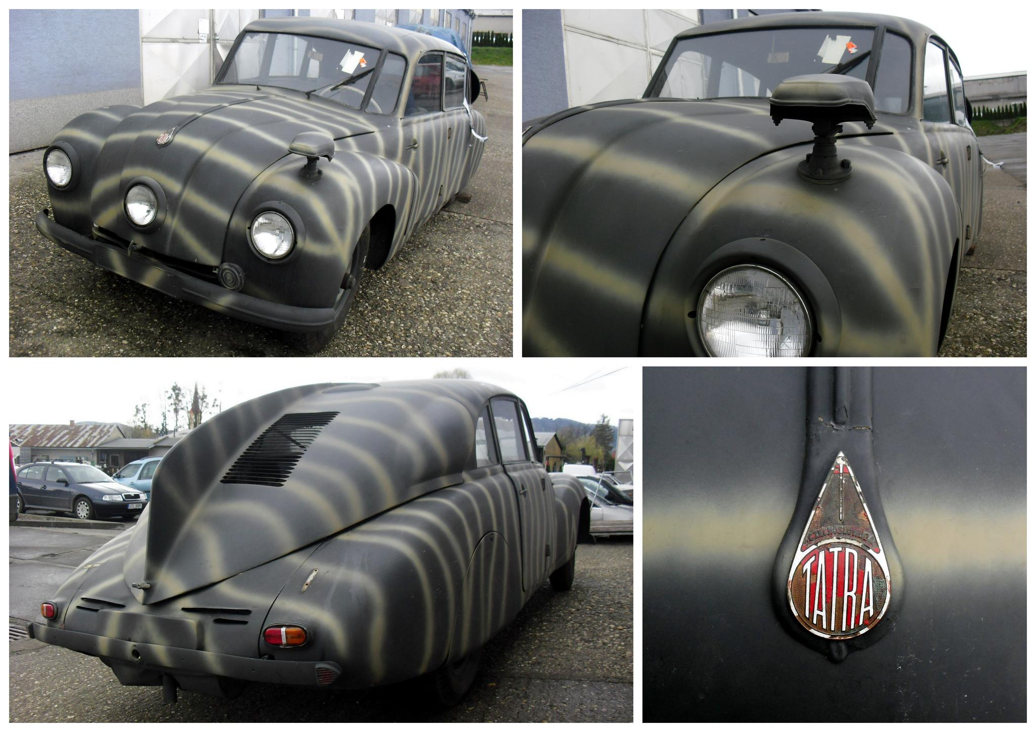 Tatra-87