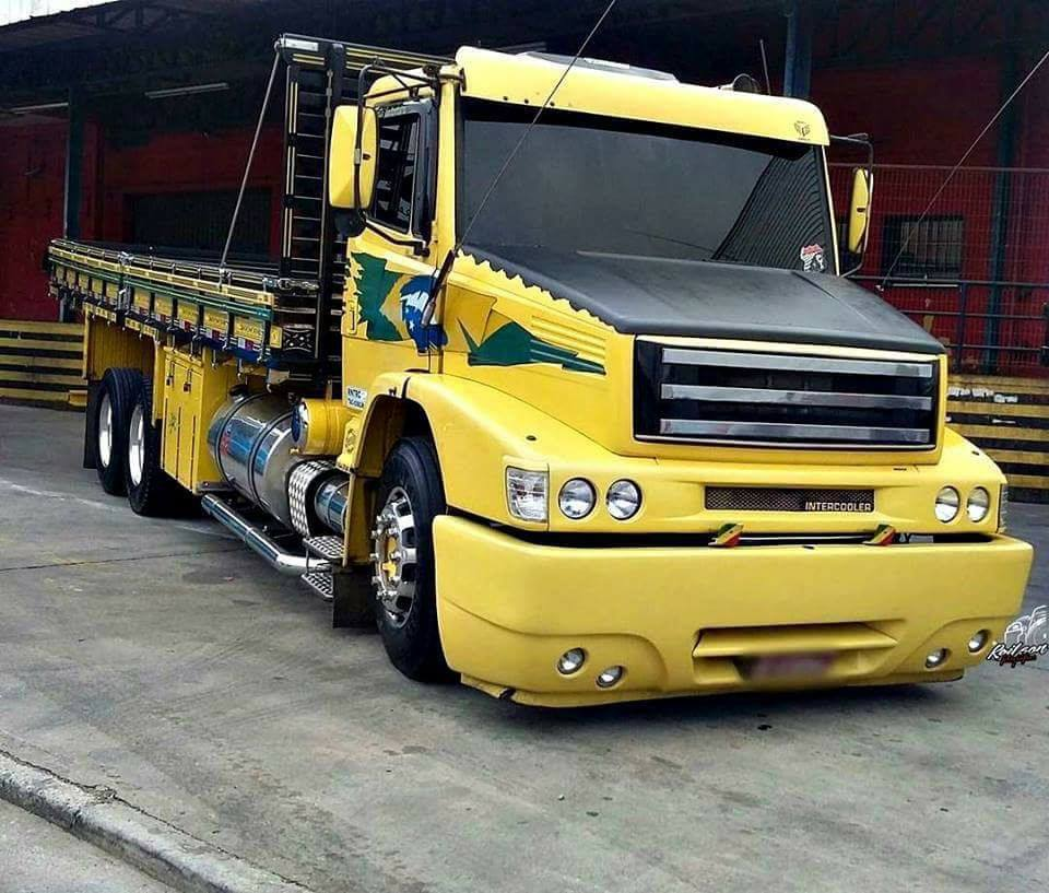 Scania-Amerelo