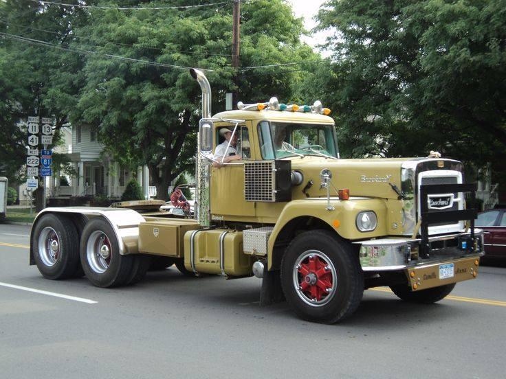 Brockway-6X4