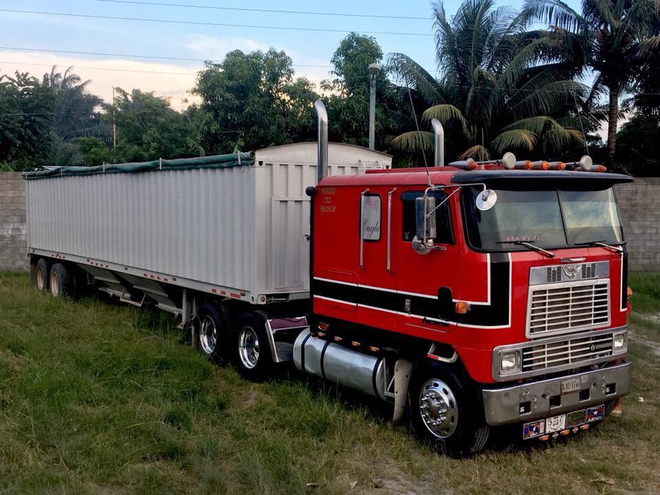 International-9670-290-Cummins-10-speed-Honduras