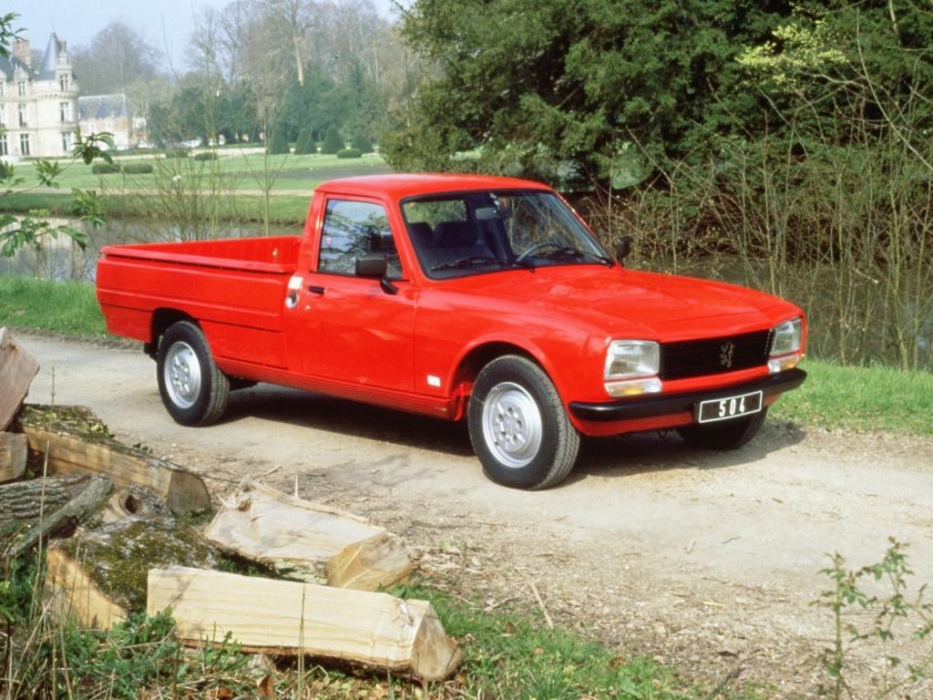 Peugeot-pick-up-504