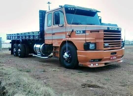 Scania-143
