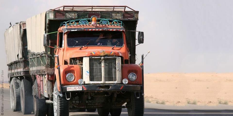 Scania-Vabis--Iran