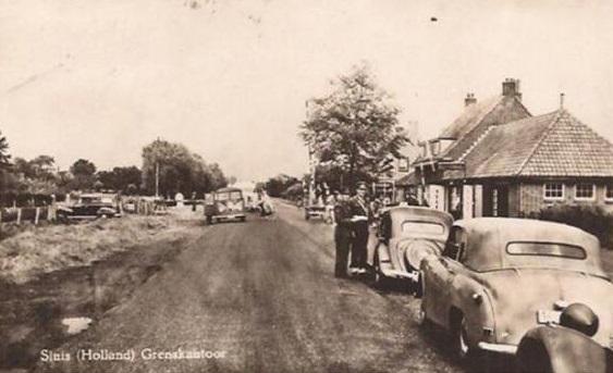 Grens-Sluis