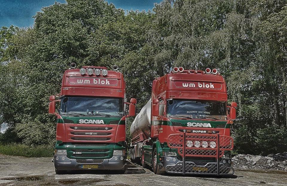 Volvo-Scania-in-rood-en-groen-1