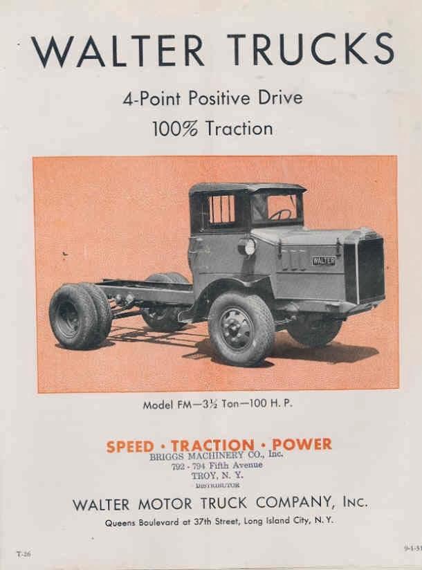 1931-Walter-Model-FM-3.5-Ton-Truck