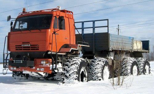 Kamaz-8X8