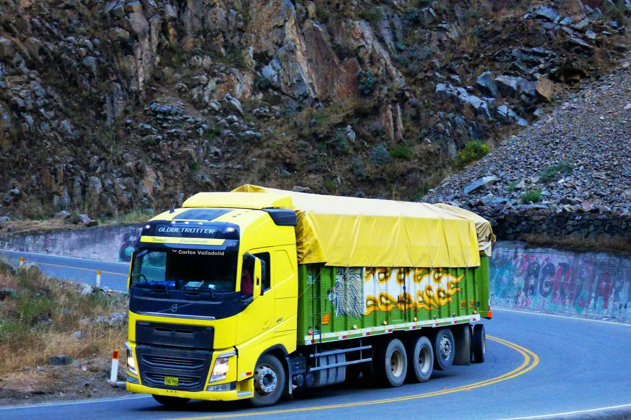 Volvo-camion