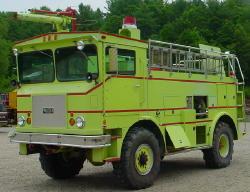 crasch-truck