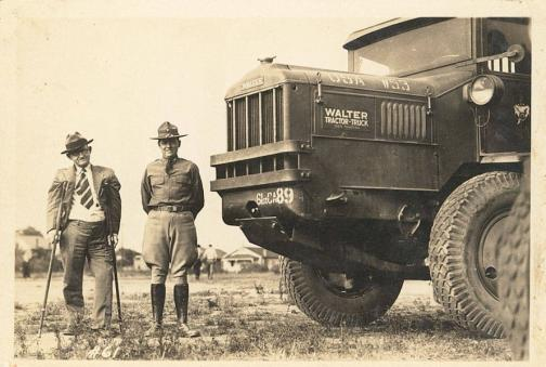 militaire-truck