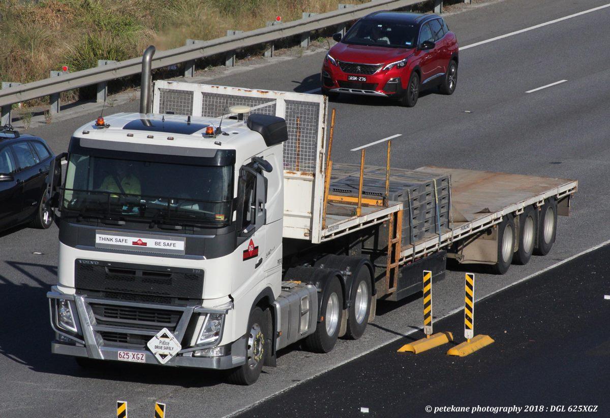 Volvo-FH--monash-freeway-22-3-2018