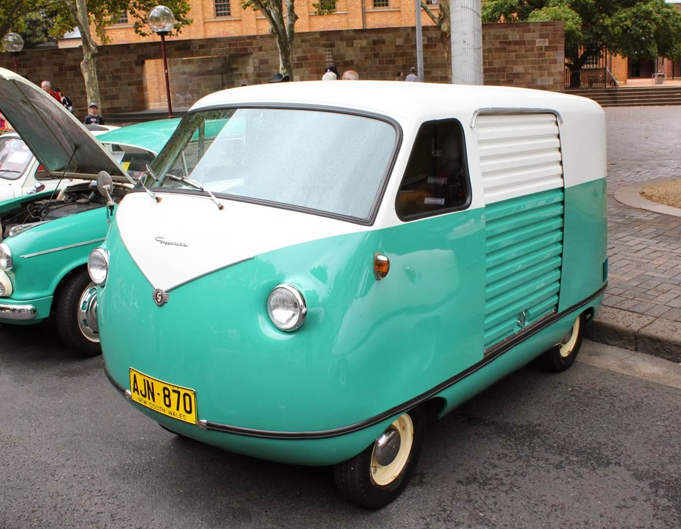 Goggomobil-Transporter-TL--1960-T400-Van