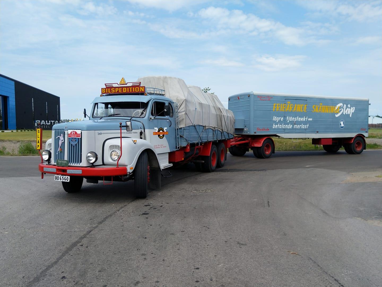 Scania-Vabis-Vimmerby-Zweden