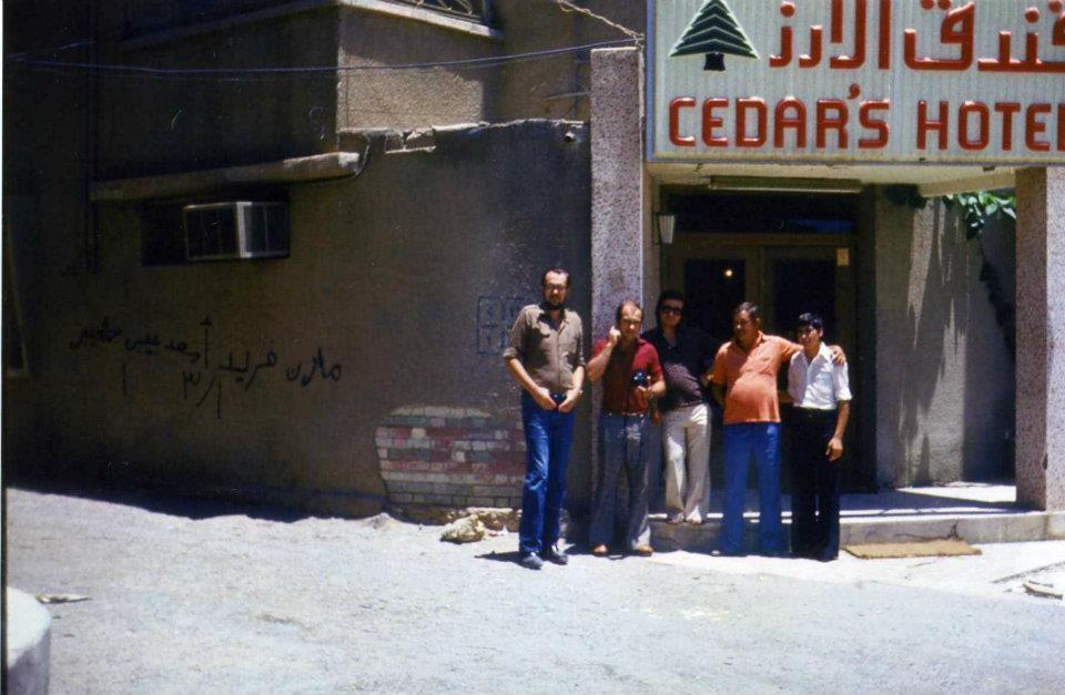 Mesterhazy-Kalman-Budapest-Koeweit-1980-2