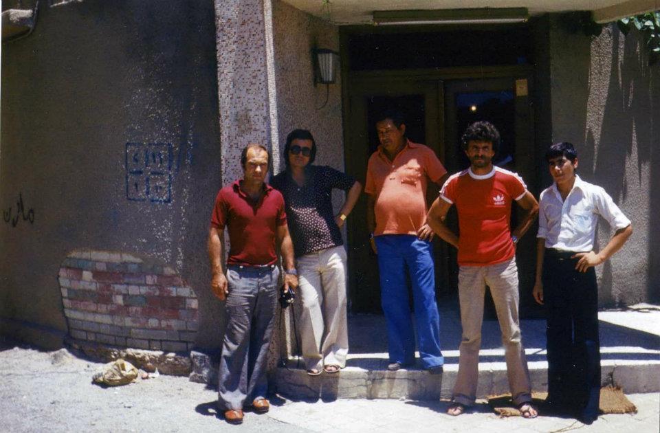 Mesterhazy-Kalman-Budapest-Koeweit-1980-5
