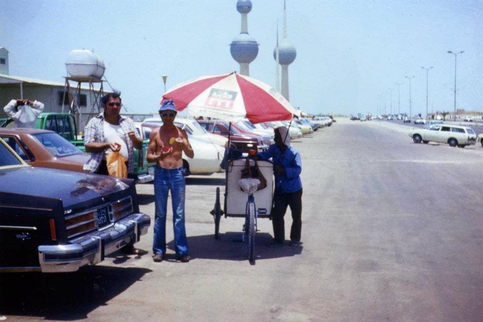 Mesterhazy-Kalman-Budapest-Koeweit-1980-7