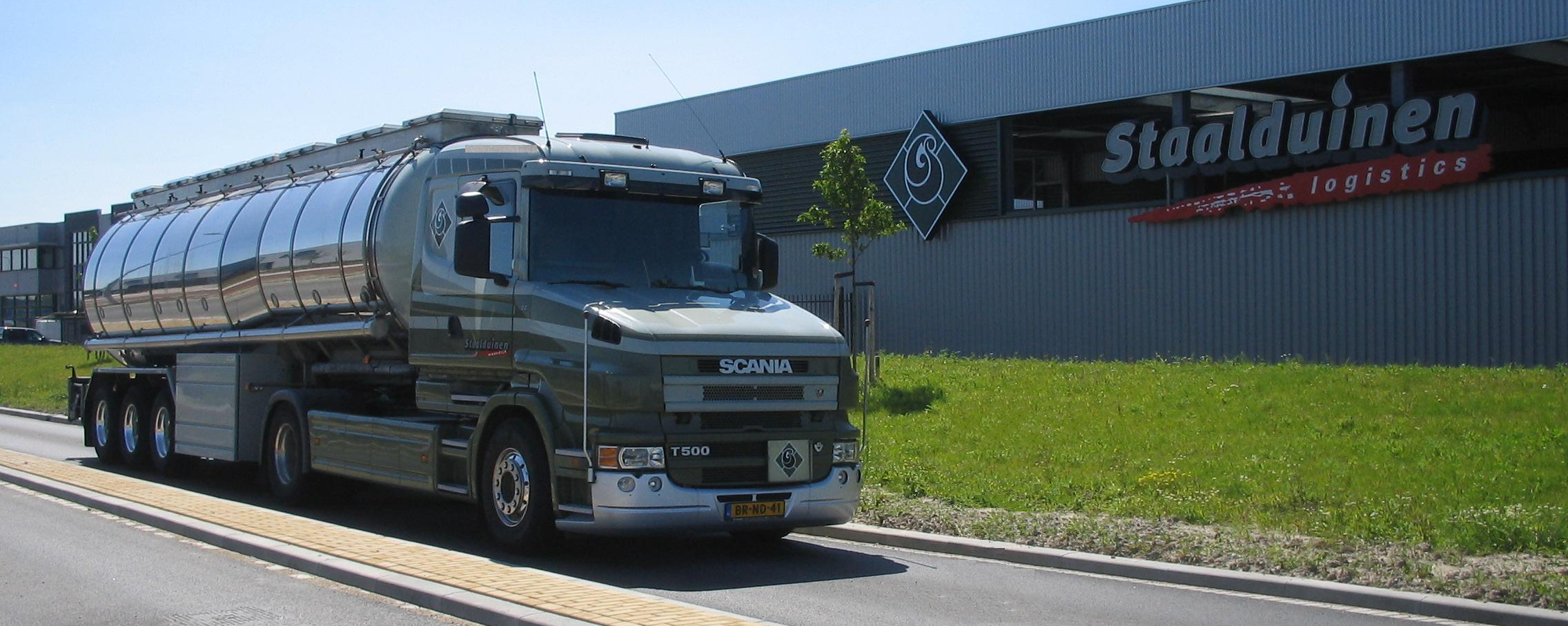 Scania-T500