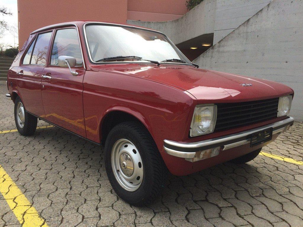 Peugeot-104-GL-4-cyl-954-CC-1976-1