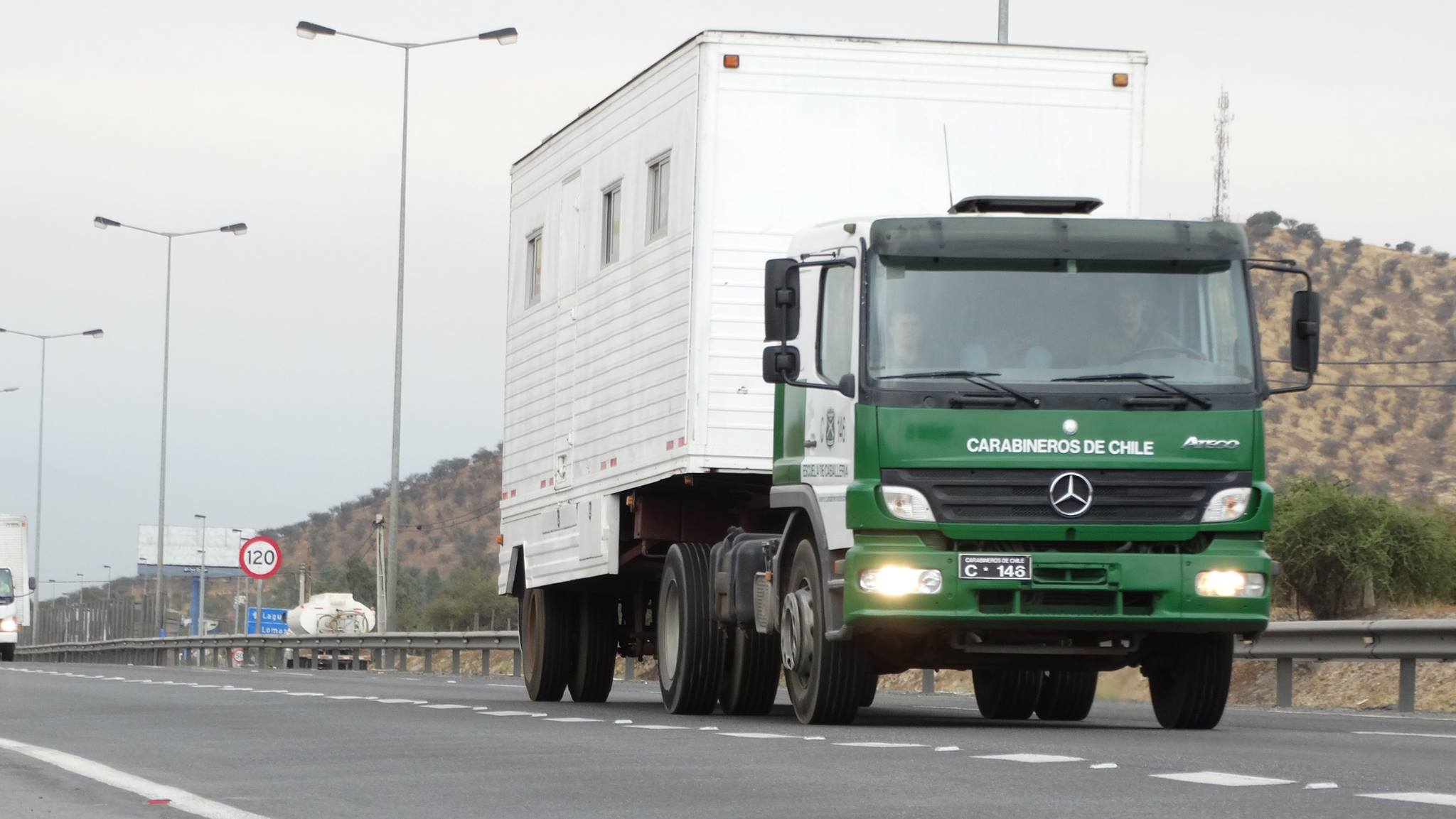 Mercedes-Ateco