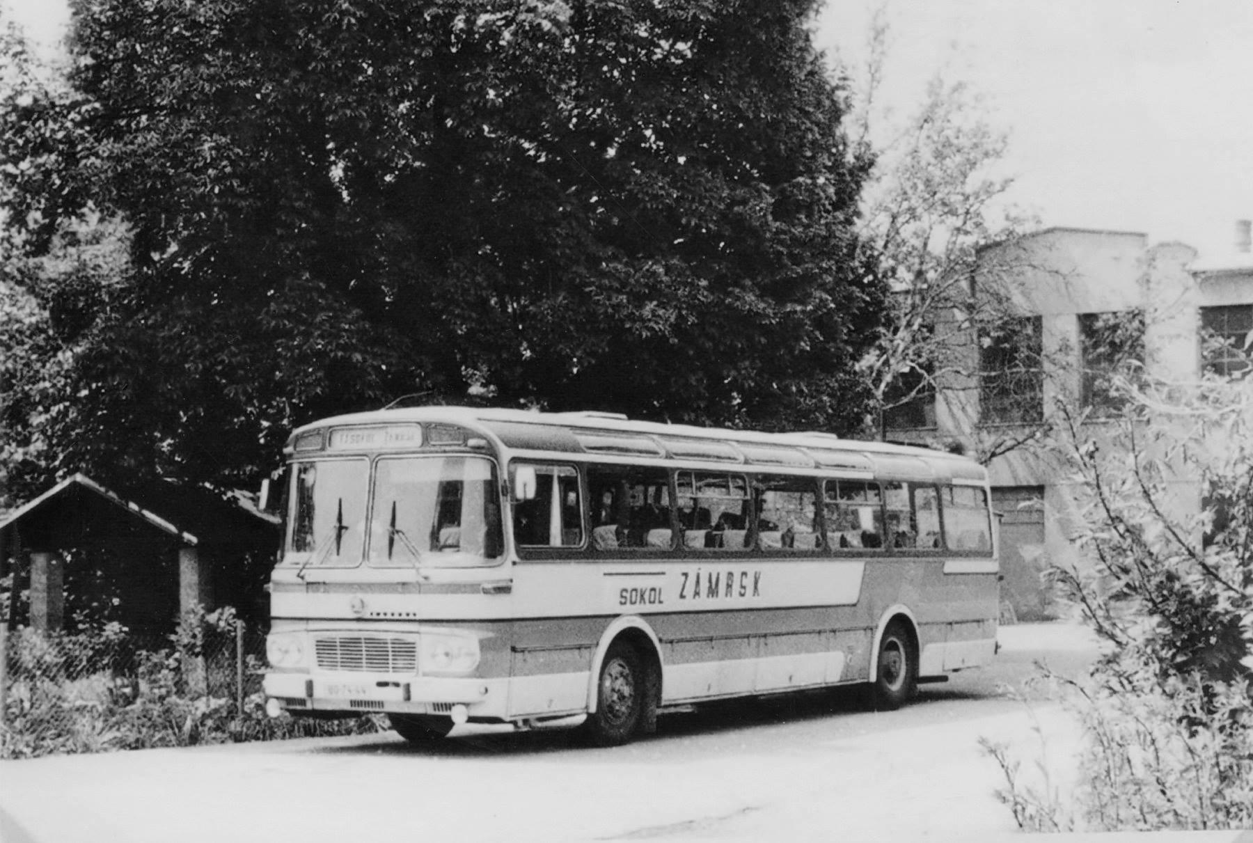 In-1986-nam-de-oudere-bus-karosa-cr-11-met-hoge-zetels-ook-tj-sokol-zamrsk